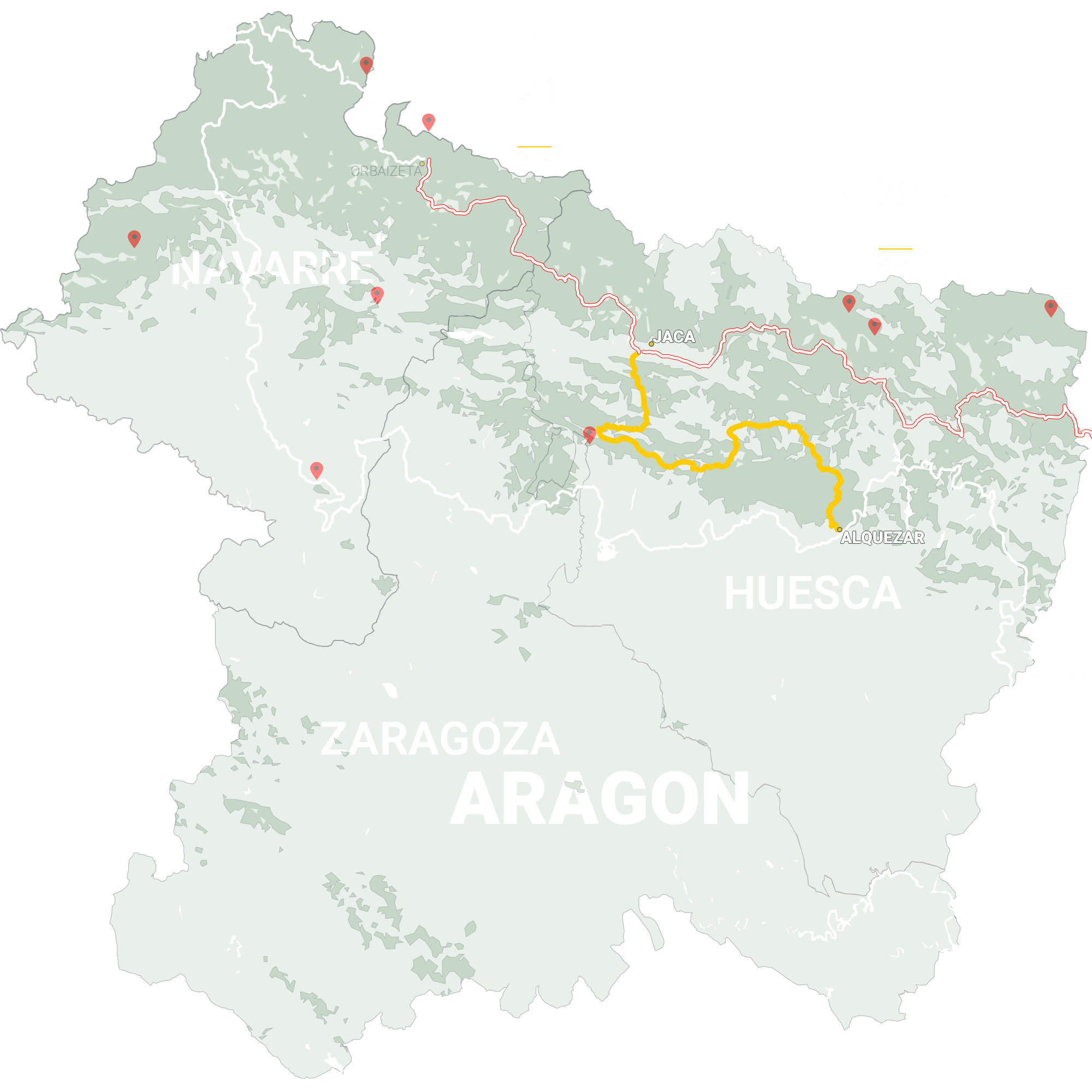 GLR 24 Connections Overview Jaca