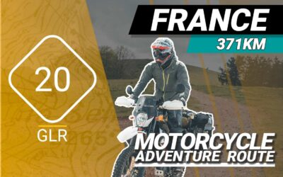 The GLR 20 Adventure Motorcycle Route