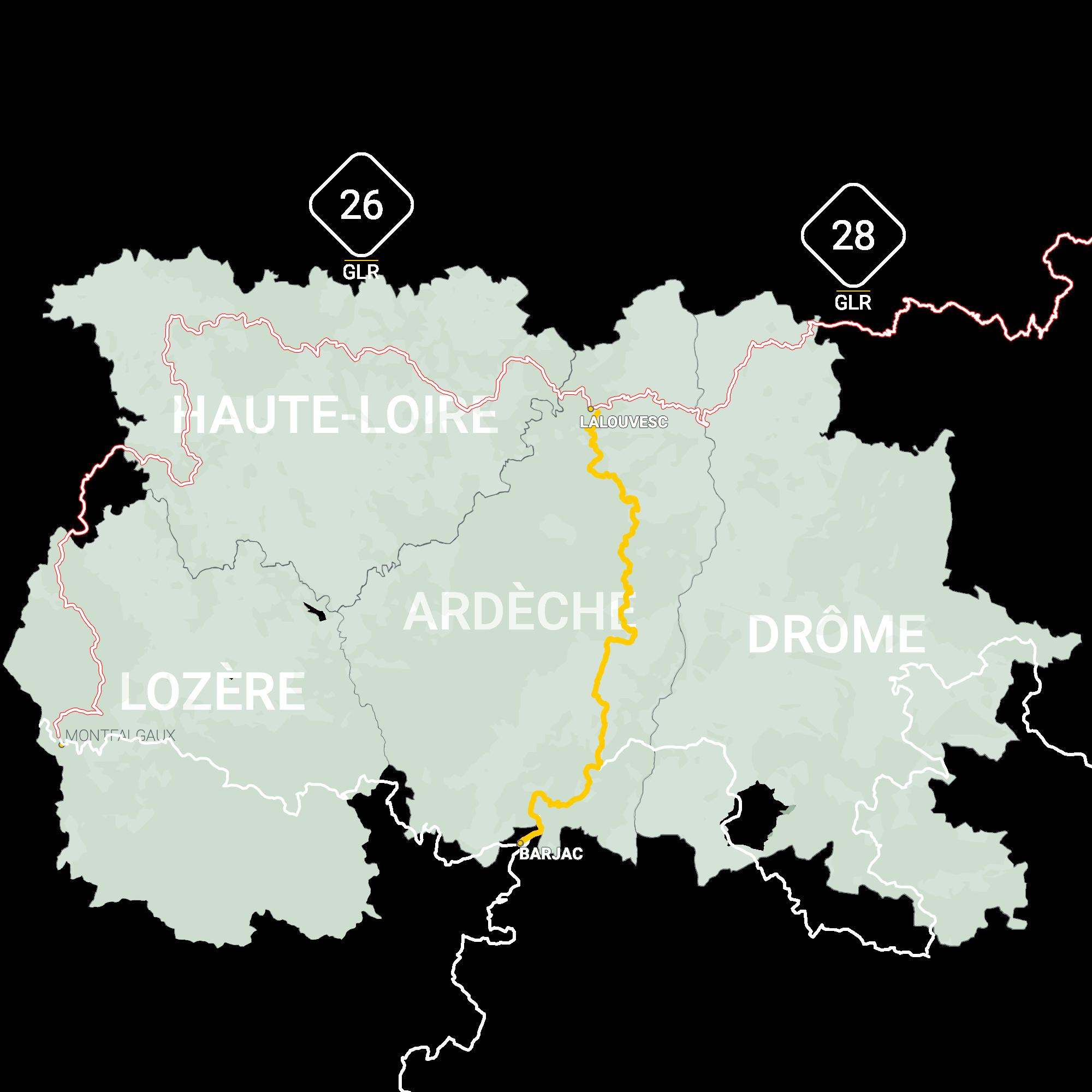GLR 27 Connections Lalouvesc Overview