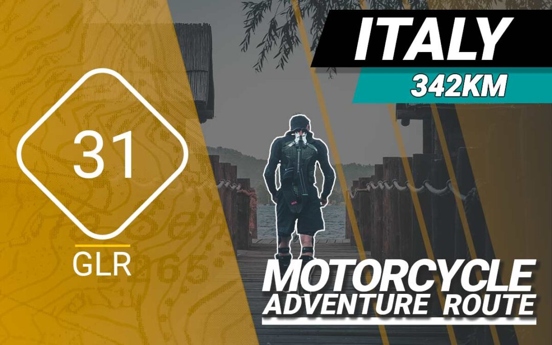 The GLR 31 Motorcycle Adventure Route