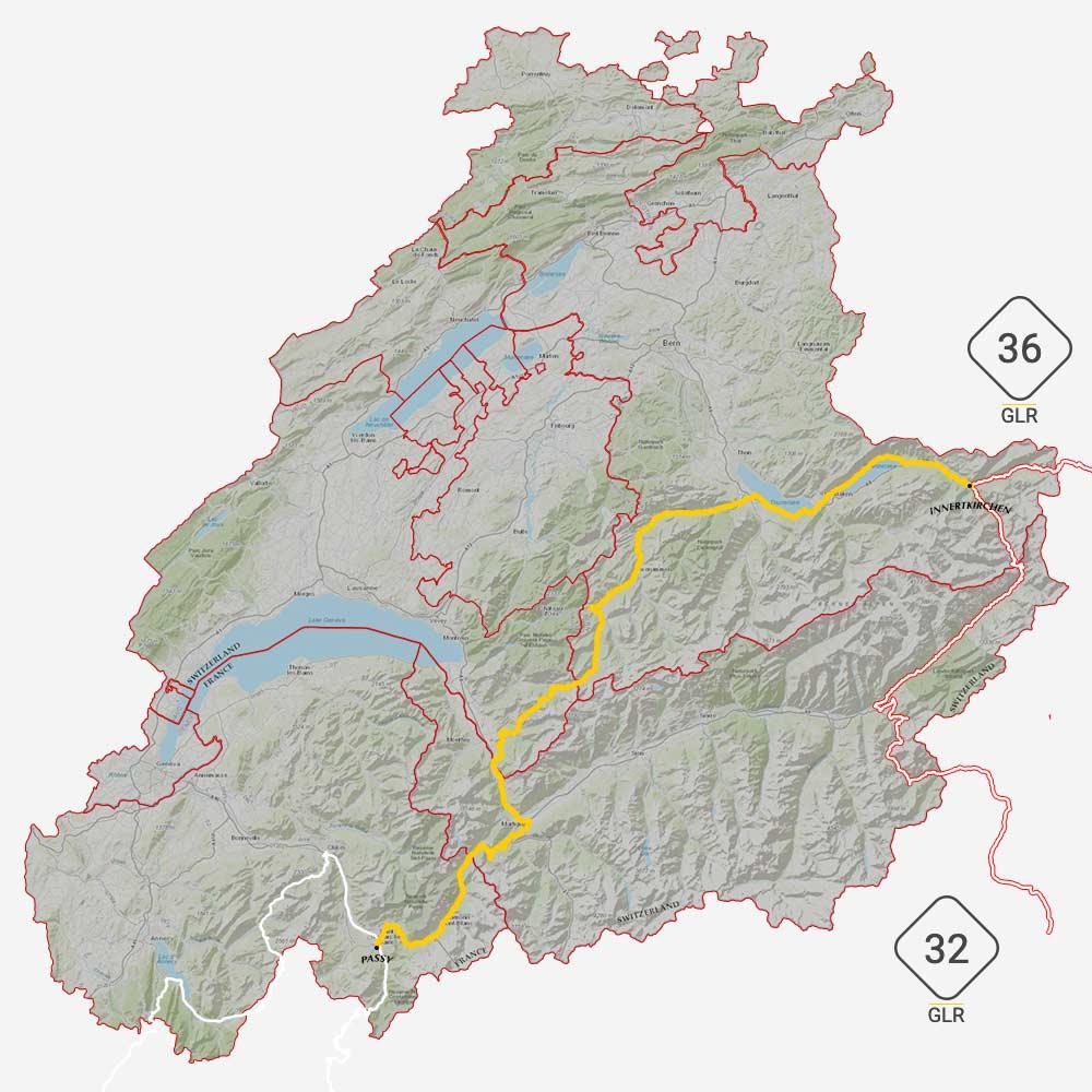 GLR 33 Connections Overview Innertkirchen