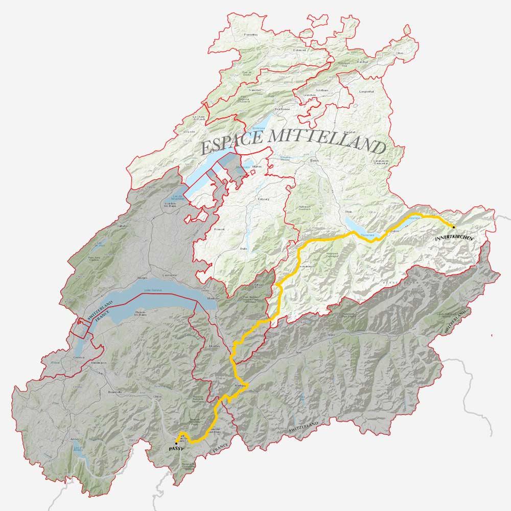 GLR 33 Region Espace Mittelland
