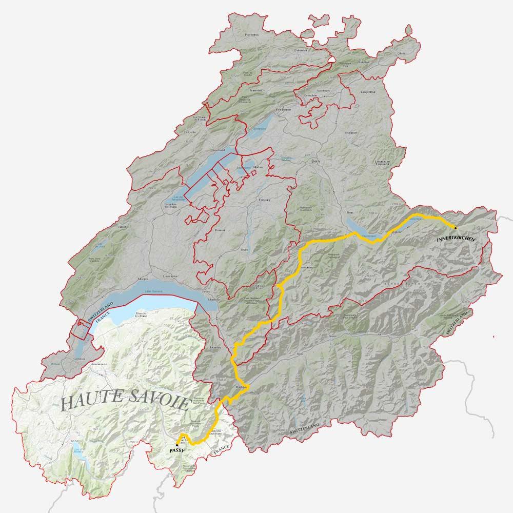 GLR 33 Region Haute Savoie