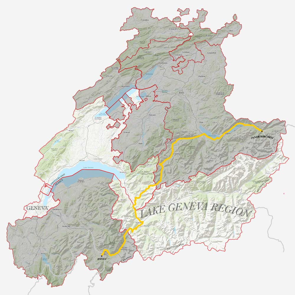 GLR 33 Region Lake Geneva