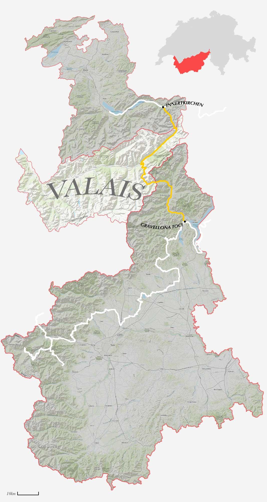 GLR 32 Region Lake Geneva Region Map Overview II