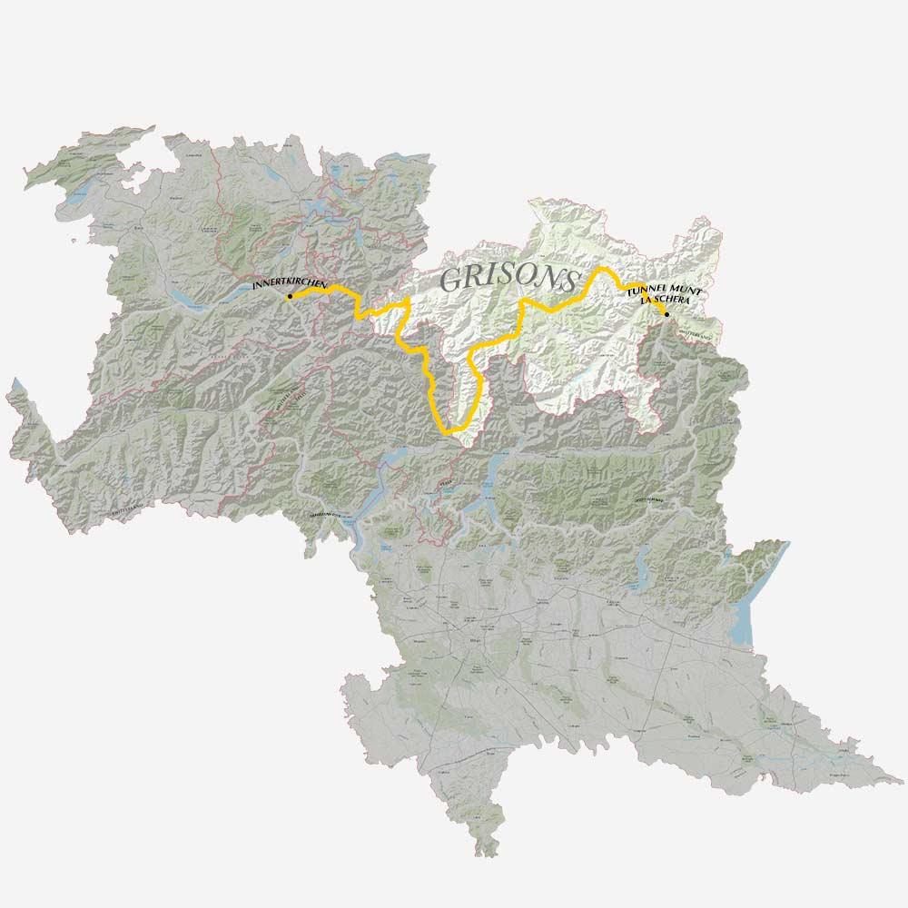 GLR 34 Region Grisons