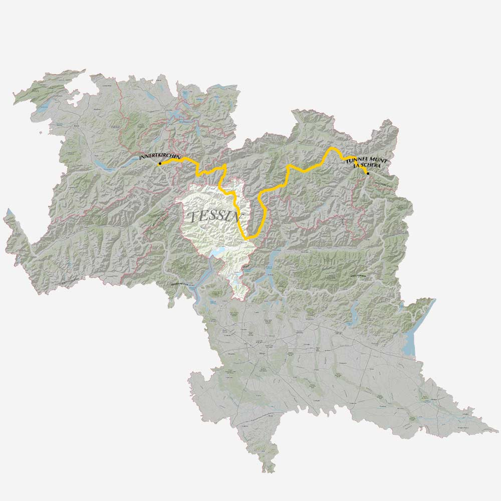GLR 34 Region Tessin