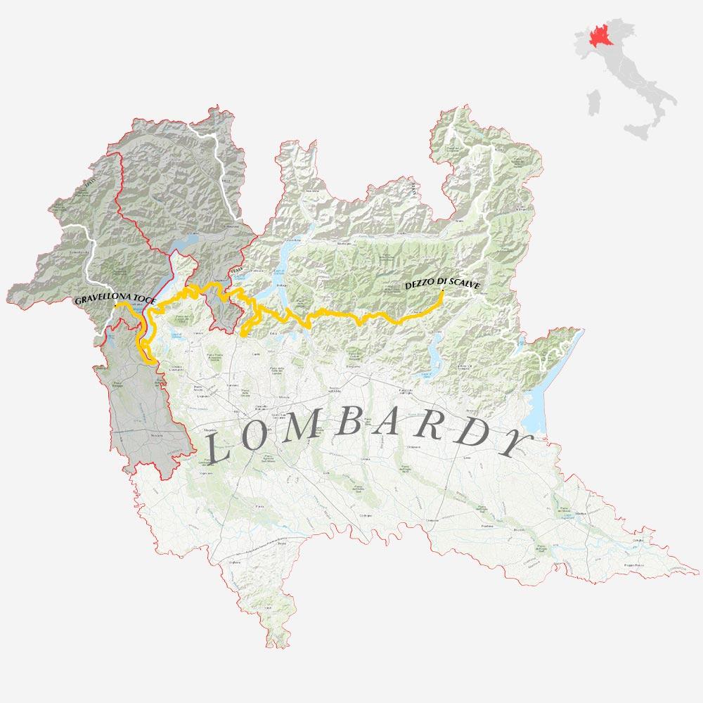 GLR 36 Region Lombardy