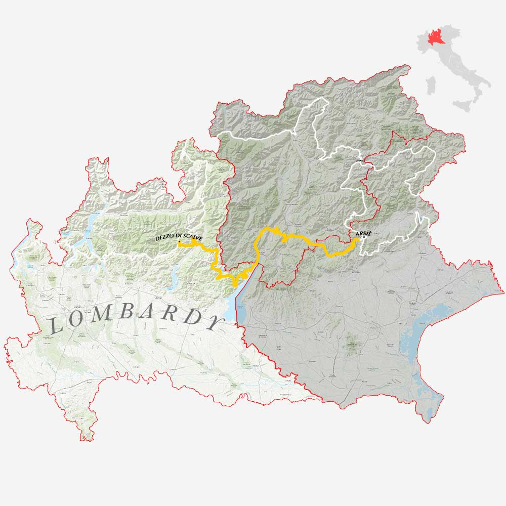 GLR 37 Region Lombardy