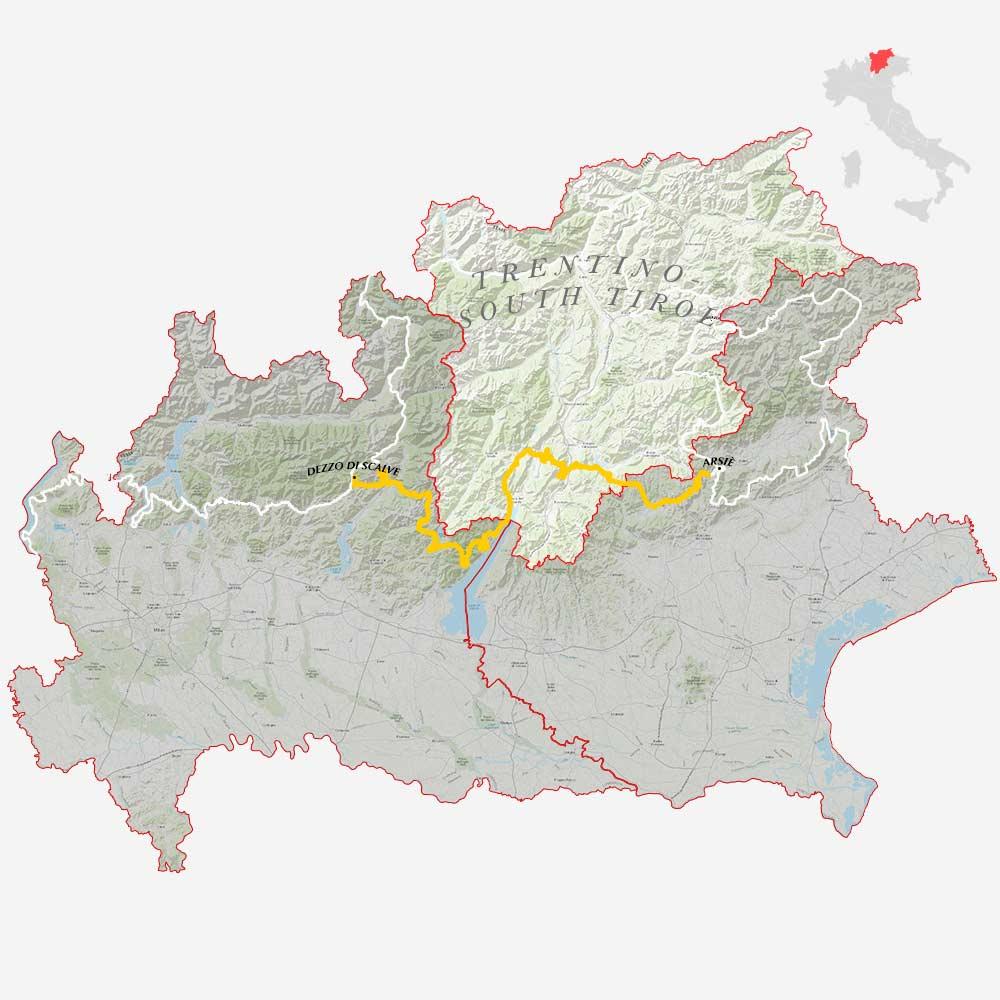 GLR 37 Region Trentino-South Tyrol