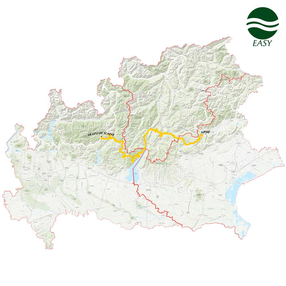 GLR 37 Route Info Map